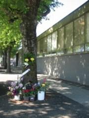Memorial Site Georgetown